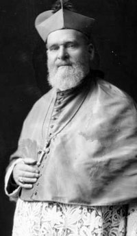 Bishop Francis Redwood